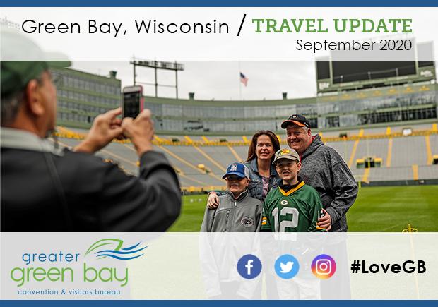 Greater Green Bay Travel Update - September 2020