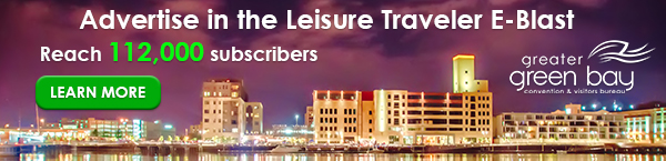 Advertise in the Leisure Traveler E-Blast and reach 112,000 subscribers