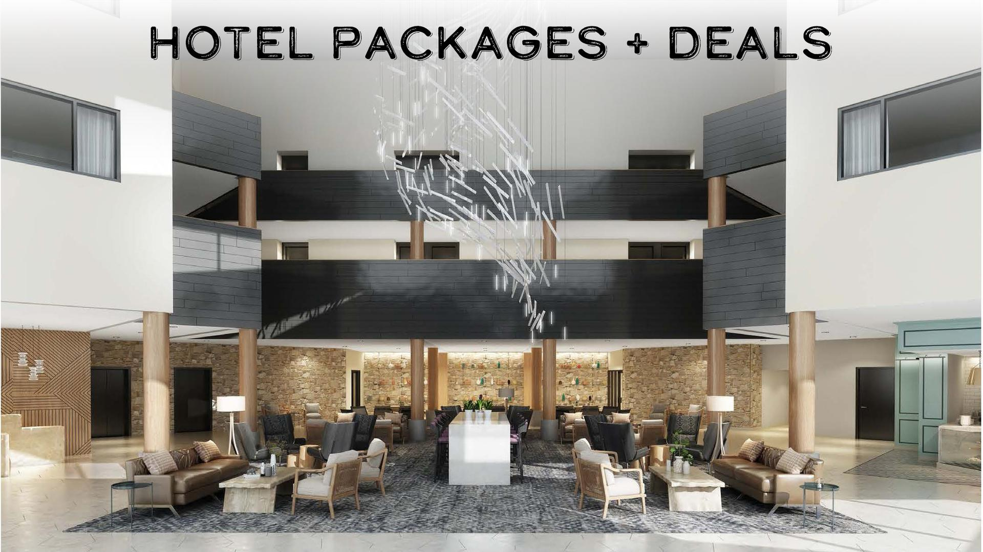 Are you offering packages, deals or discounts this summer?
