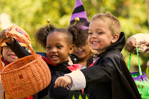 Heritage Hill's Brothers Grimm Fairytale Halloween Event