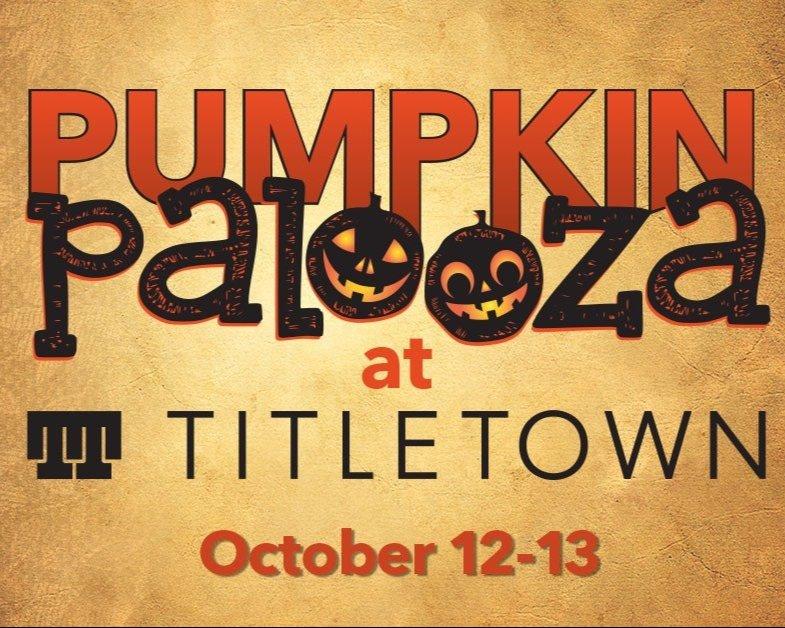 Pumpkin Palooza at Titletown