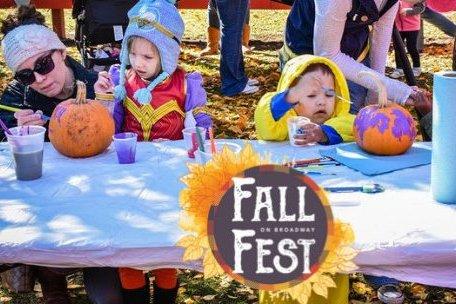 Fall Fest on Broadway